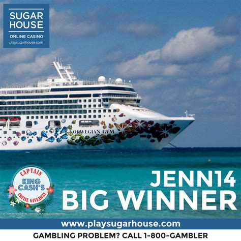Captain King Cash's Cruise Giveaway - PlaySugarHouse