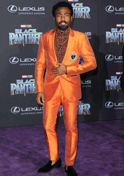 Donald Glover Height Weight Age Body Measurements Stats