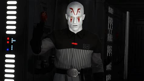 Star Wars Battlefront Mods - Grand Inquisitor From Star