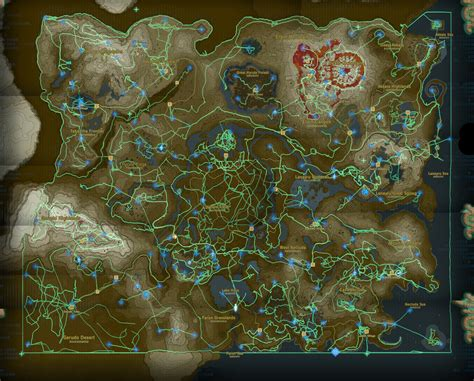 Breath of The Wild: At Map's End : Breath_of_the_Wild