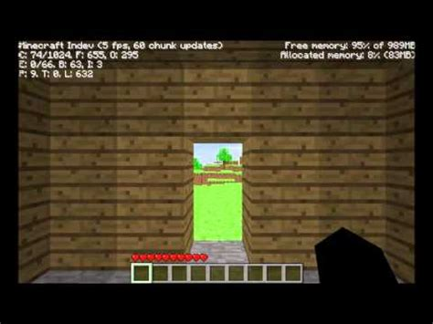 Minecraft: Order of the Stone Part 1 (Classic 0