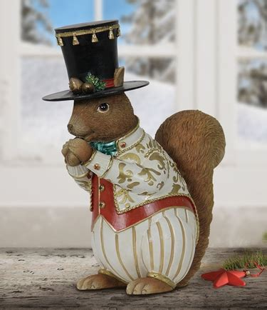 Christmas Squirrel Decor only $29