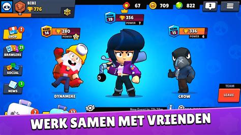 Brawl Stars APK Download, pick up your hero characters in