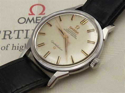 Omega Constellation 14900 1964 | Secondhand and Vintage