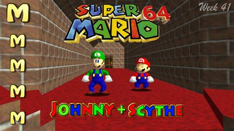 Let's Play Super Mario 64 Co-op -2- (w/ Multiplayer Mod 1