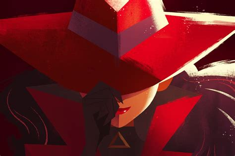 Carmen Sandiego is returning as an animated children's
