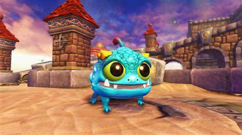 Skylanders Wrecking Ball Character - First Edition