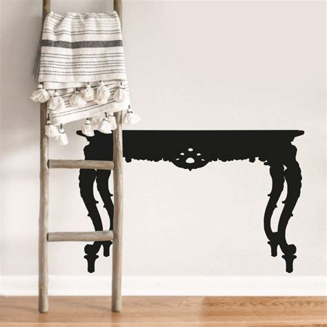 Table Antique Wall sticker | wall-art