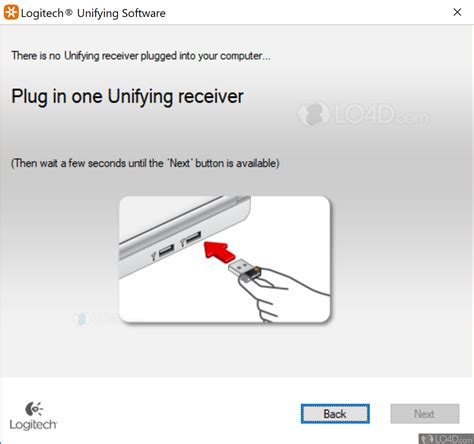 Logitech Unifying Software - Download
