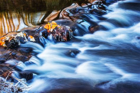 Free Images : nature, waterfall, cold, winter, wet, river