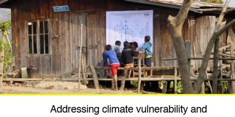"""Case Study """"Addressing climate vulnerability and farming"""