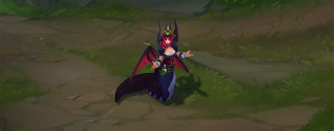 Bewitching Morgana - League of Legends skin - LoL Skin