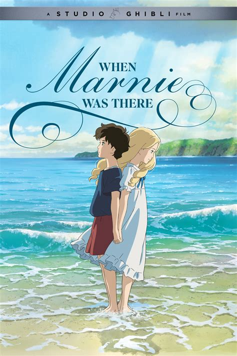 When Marnie Was There (2014) - Posters — The Movie