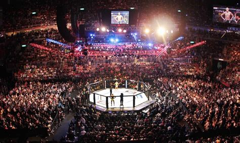 UFC Is Bringing Pay-Per-View Events to Amazon Prime Video