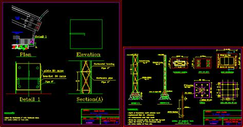 Signage in AutoCAD | Download CAD free (293