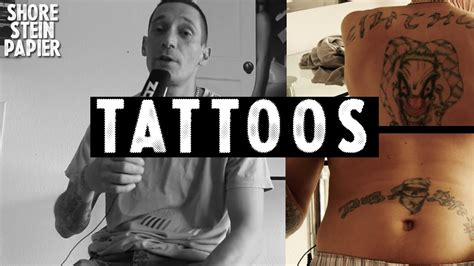 Shore, Stein, Papier: Special - Tattoos (zqnce) - YouTube