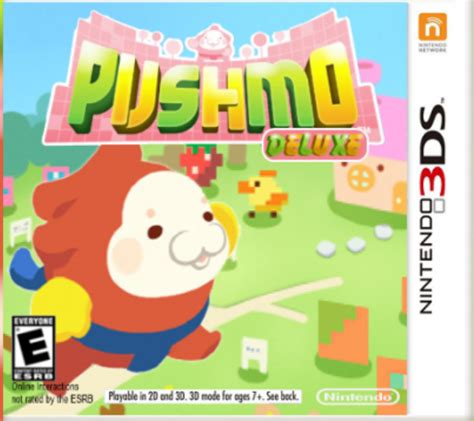 Pushmo - 3DS ROM & CIA - Free Download