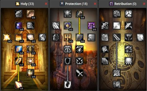 World of Warcraft Classic Paladin Builds List | Best