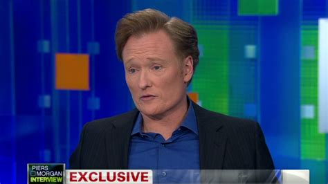 Conan O'Brien: Laughter has 'always been the motivation
