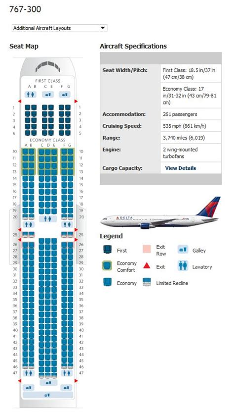 delta 767-300 | Delta airlines, Airlines, Airline