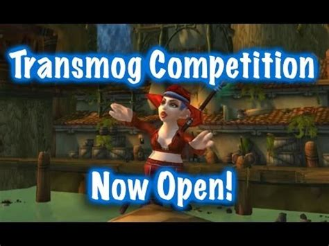 Jessiehealz - Transmog Competition Now Open!!! (World of