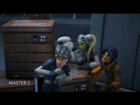 """STAR WARS REBELS Season 2 Clip - """"Someone You Can Count On"""