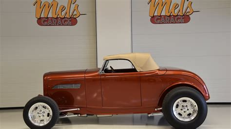 Ford Dearborn Deuce High Boy Roadster 1932 Sold - YouTube