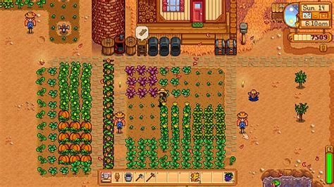 Have some Stardew Valley mods to make your farming life