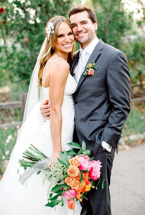 Stacy Stas and Jackson Hurst married in 2014   Celebrity