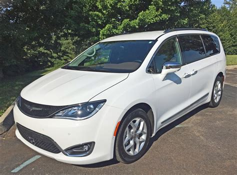 Chrysler's new Pacifica minivan is here for 2017, with