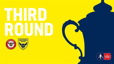 Oxford United To Face Brentford Away - News - Oxford United