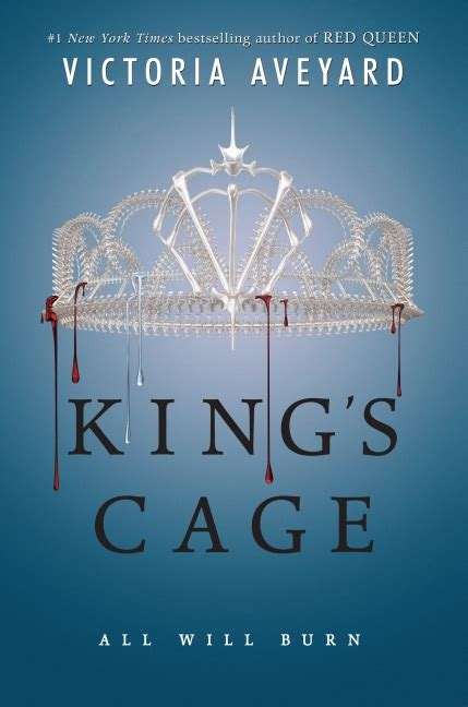 King's Cage   Red Queen Wiki   Fandom