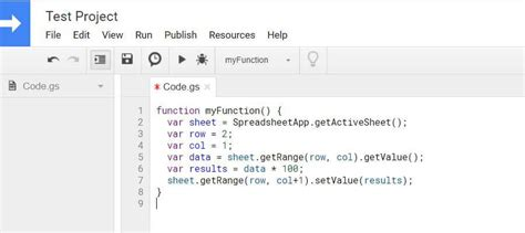 5 Google Sheets Script Functions You Need to Know