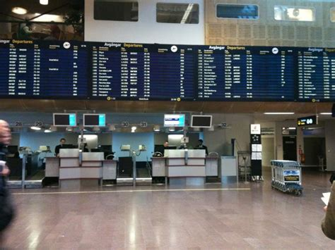 Blog from Arlanda Terminal 5, Sweden | Life Is What You