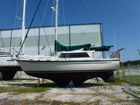 1980 Pearson 36 Pilothouse Sail Boat For Sale - www