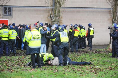Clashes before Oxford's derby 05
