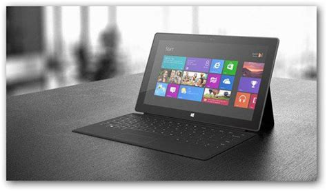 Microsoft Announces Surface RT Tablet Pricing, Available