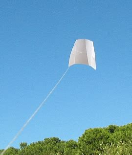 Making Paper Kites For Kids - This Paper Sled Has No