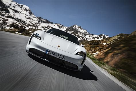 Porsche Taycan Turbo S gets 282-mile range rating from