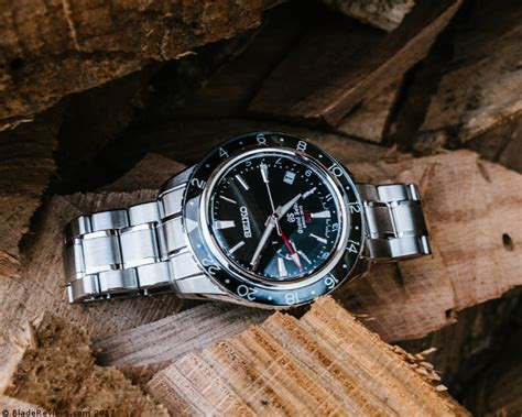 Grand Seiko SBGE001 Spring-Drive GMT Review | BladeReviews