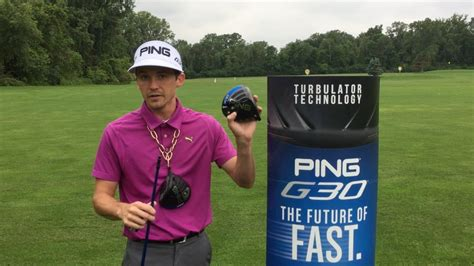 How to Adjust Your PING G30 Driver - YouTube