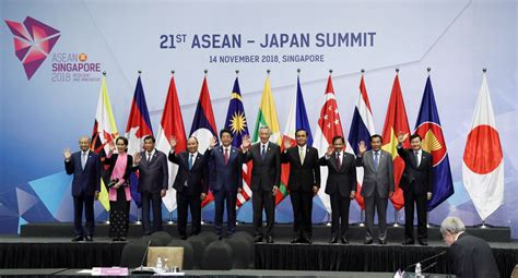 ASEAN-related Summit Meetings and Other Events: First Day