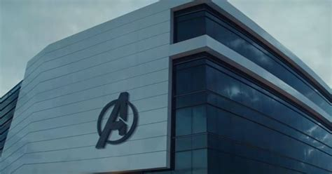 Avengers Tower is a test driving facility, and other movie