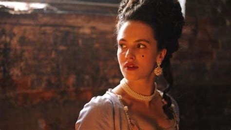 Jessica Brown Findlay on playing Harlots' top courtesan