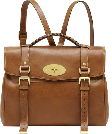 Mulberry Emma Hill Urban Survival Backpack in Brown - Lyst