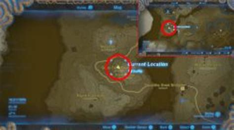 Zelda BotW Great Fairy Fountain locations - Where to