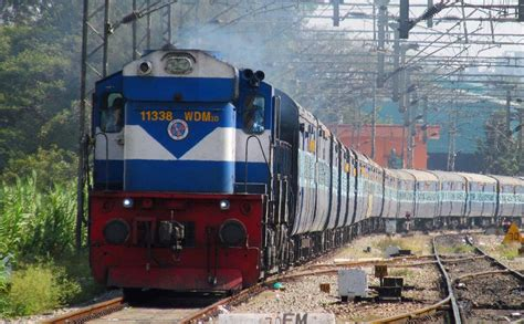 The most powerful ALCO of Indian Railways - WDM 3D - YouTube