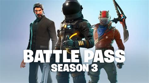 Fortnite - Battle Pass Season 3 Announce - System Requirements