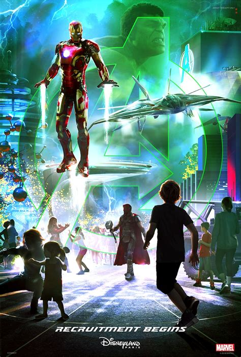 New Super Hero-Themed Areas Are Coming to Disneyland