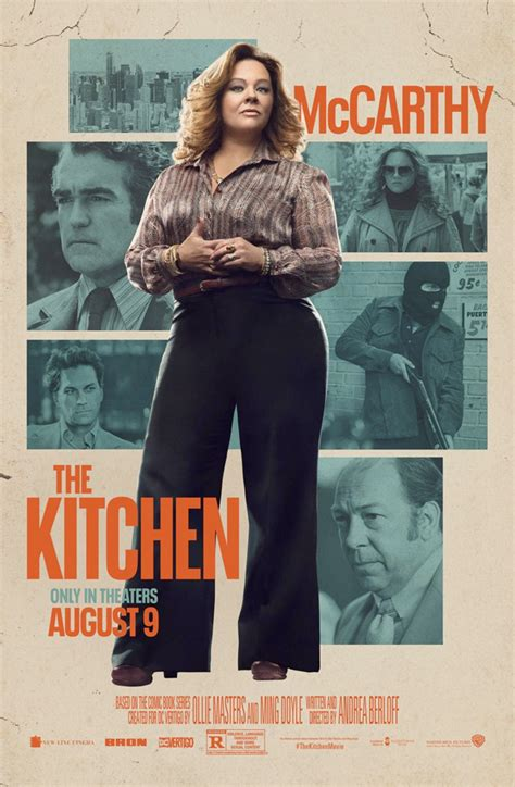 Final Trailer for Crime Film 'The Kitchen' Set in New York